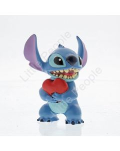 Showcase Stitch with Heart - 6002185 Figurine Disney