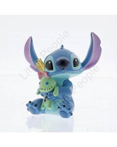 Showcase Stitch with Doll - 6002187 Figurine Disney