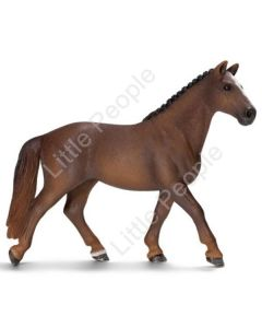 Schleich -Hanoverian Mare Horse Figurine Figure Farm Animal Toy