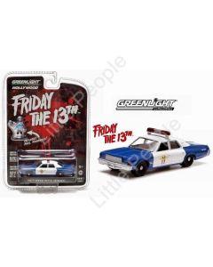 Friday 13th (1980) 1977 Dodge Royal Monaco 1:64