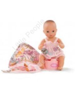Gotz Aquini Girl 33cm Bath Baby Doll last one