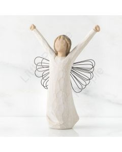 Willow Tree - Figurine Angel of Courage Collectable Gift