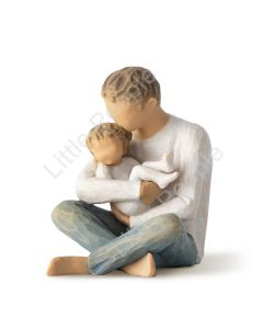 Willow Tree - Little One We've only just begun… forever my little one. Figurine