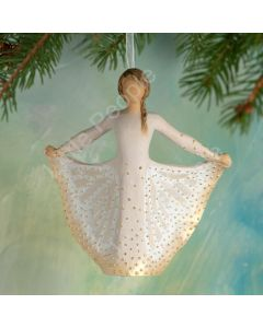 Willow Tree - Figurine Butterfly  Hanging Ornament Collectable Gift