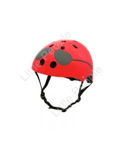 Mini Hornit  Kids Bicycle Helmet Aviator Red Small: 48-53cm  LED