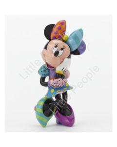 Disney Britto Minnie Mouse 4045142 Figurine Very Rare BNIB