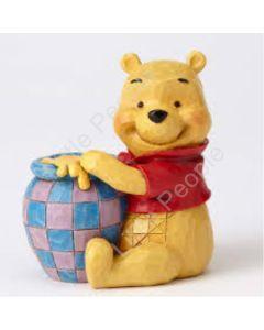 Jim Shore Winnie The Pooh Mini Figurine Figurine Disney Traditions