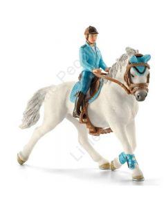Schleich  Tournament Rider on Horse BNIB Last one