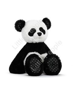 DEMDACO Black & White - 33cm/13 Pita the Panda Plush