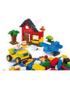 Sluban Compatible -  Kiddy Bricks: basic building blocks