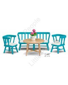 Lundby Smaland 2015 Kitchen Furniture Set