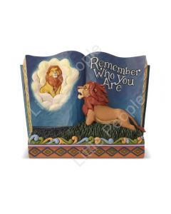 Jim Shore The Lion King Storybook Figurine Disney Traditions