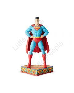 Jim Shore DC Comics - Superman Silver Age - Man Of Steel