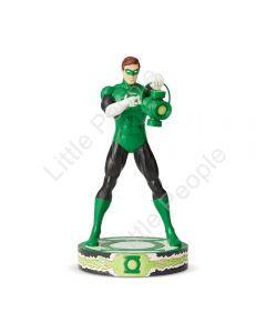Jim Shore Dc Comics - Green Lantern Silver Age - Emerald Gladiator