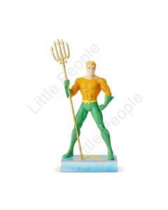 Jim Shore DC Comics - Aquaman Silver Age - King of the Seven Seas
