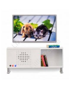 Lundby Smaland Stereo Sideboard & TV Set