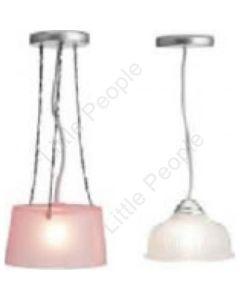 Lundby Smaland Lundby Smaland 2015 Lamp Set 3: 2 Ceiling Lamps