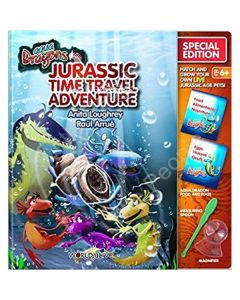 Aqua Dragons Jurassic Time Travel Adventure Book