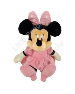 MINNIE MOUSE PLUSH WITH CHIME -Disney Baby