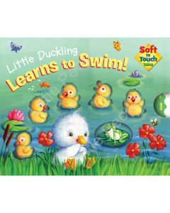 Book-Soft to Touch Tales of Little Duckling Learns to Swim