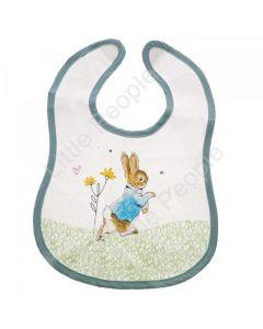 Beatrix Potter Peter Rabbit Peter Rabbit Bib A29312