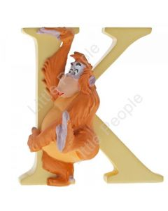 Disney Enchanting Alphabet - K - King Louie