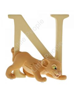 Disney Enchanting Alphabet - N - Nala