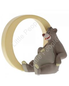 Disney Enchanting Alphabet - O - Baloo