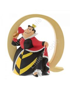 Disney Enchanting Alphabet - Q - Queen of Hearts