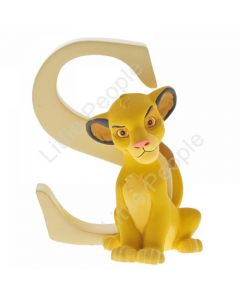 Disney Enchanting Alphabet - S - Simba