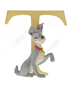 Disney Enchanting Alphabet - T - Tramp