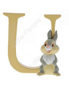 Disney Enchanting Alphabet - U - Thumper