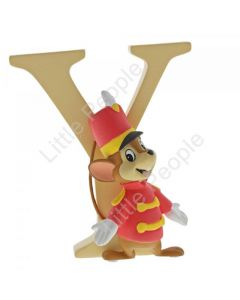 Disney Enchanting Alphabet - Y - Timothy Q Mouse