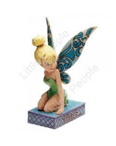 Jim Shore Pixie Pose - Tinker Bell Figurine Disney Traditions Retired