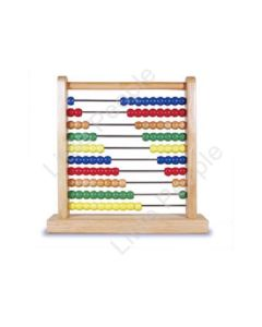 Melissa and Doug Wooden Abacus
