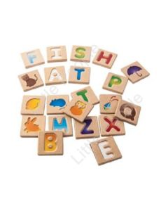 Plan Toys - Alphabet A-Z