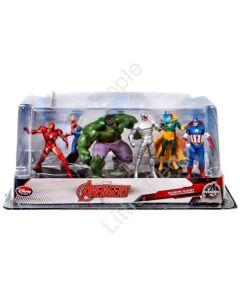 Disney Playset Caketoppers - Marvel Avengers 6 piece