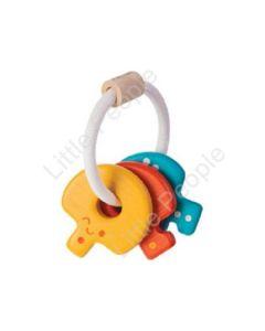 Plan Toys - Baby Key Rattle