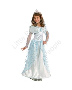 The Little Princess Blue Star Princess- New Costume Small