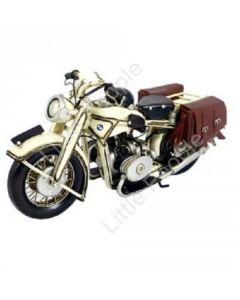 Model Replica 1932 BMW Motorbike Metal Handmade Motorcycle 32 cm