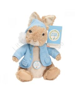 BEDTIME PETER RABBIT PLAYS BRAHMS LULLABY ANIMATED