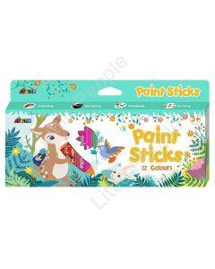 Avenir - Paint Sticks - 12 Colours