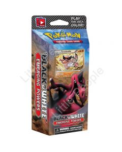 Pokemon Pokemon Trading Card Game Black & White Emerging Powers Toxic Tricks