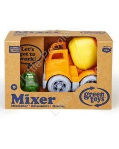 Eco Friendly Green Toys Construction Mixer