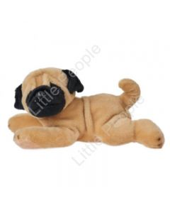 DOG: HENRICK PUG  LYING 25CM Just gorgeous