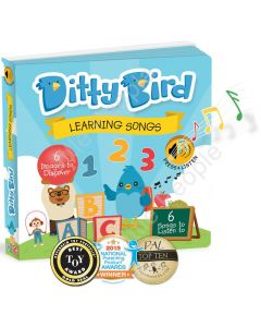 Djeco Learning Songs Board Books