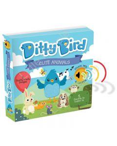 Ditty Bird - Cute Animals Board Books