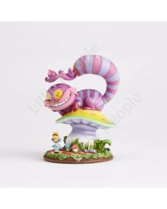 Showcase Cheshire Cat & Alice - 4058896 Figurine Disney
