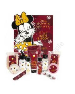 Mad Beauty Minnie Mouse 12 Days Advent Calendar 2021