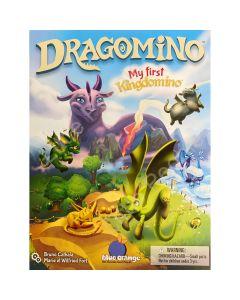 EXPLORE DRAGOMINO'S LAND TO FIND THE PRECIOUS DRAGON EGGS!